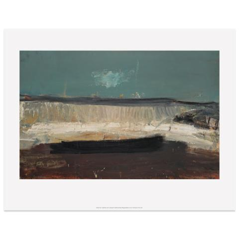 The Wave by Joan Eardley art print