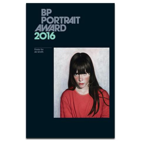 BP Portrait Award 2016 exhibition book (paperback)