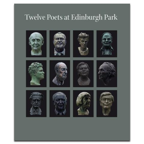 Twelve poets at Edinburgh Park (paperback)