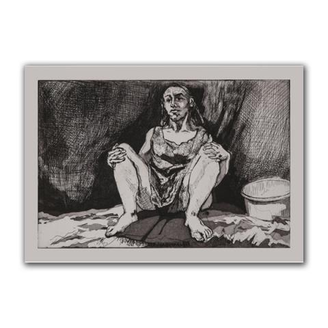 Untitled Abortion 2000 by Paula Rego limited edition print