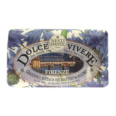 Vivere Firenze natural soap bar