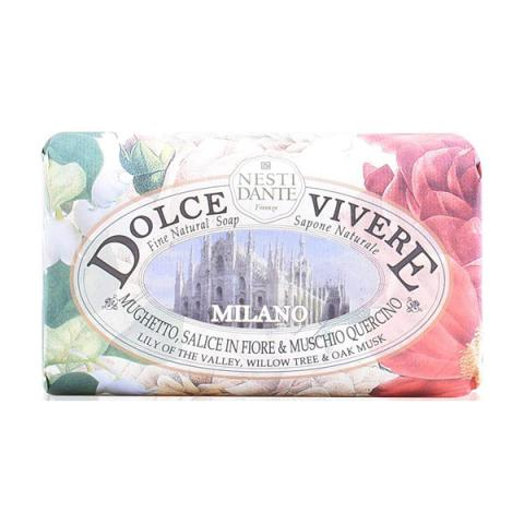 Vivere Milano natural soap bar