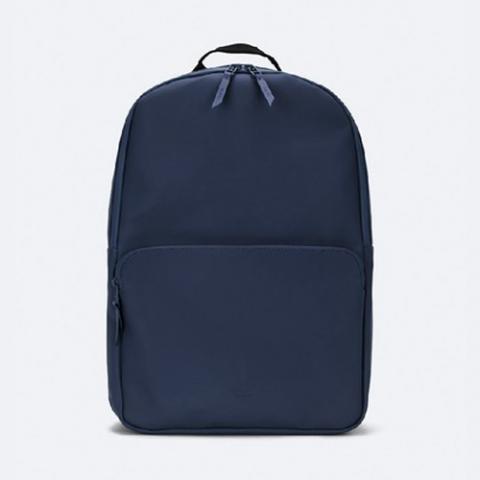 Waterproof blue field backpack