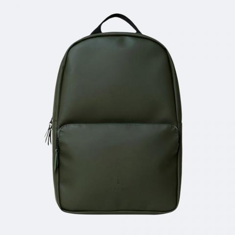 Waterproof green field backpack
