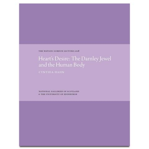 Watson Gordon Lecture Series 2018; Heart's Desire: The Darnley Jewel and the Human Body