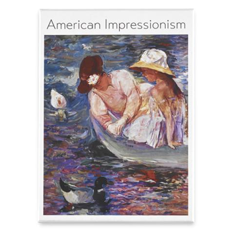 American Impressionism Notecard Box (20 cards)