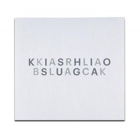 Karla Black + Kishio Suga: A New Order Paperback