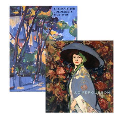 The Scottish Colourists + John Duncan Fergusson Book Offer