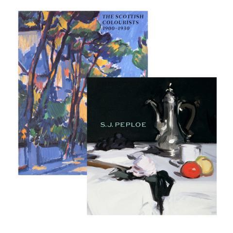 The Scottish Colourists + Samuel John Peploe Book Offer