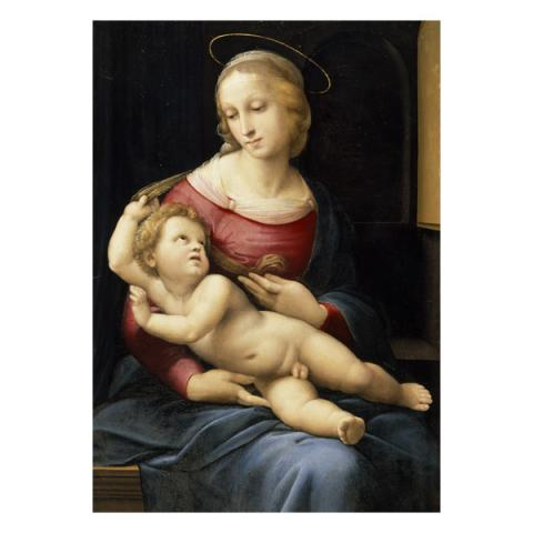 The Virgin and Child Christmas Card Pack (10 cards)