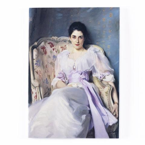 Lady Agnew of Lochnaw John Singer Sargent A5 Exercise Book