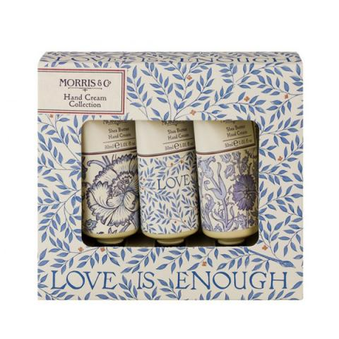 Morris & Co Love is Enough Hand Cream Collection