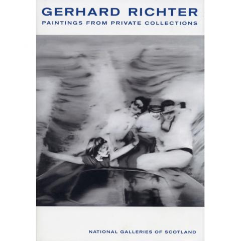 Gerhard Richter Exhibition Catalogue