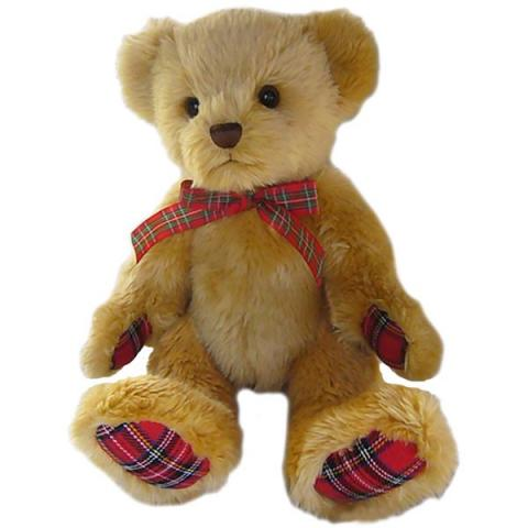 Highland Teddy Bear Soft Toy