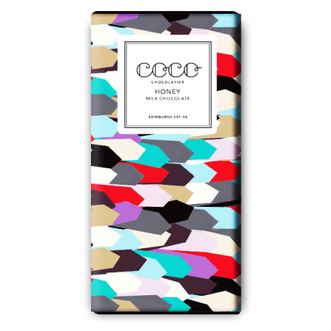 Coco Chocolatier Honey Milk Chocolate