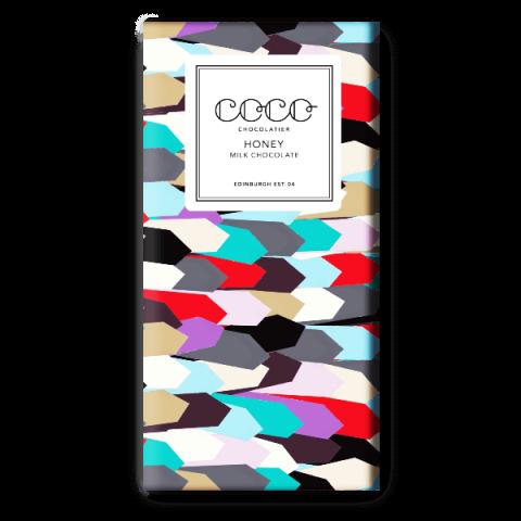 Coco Chocolatier Honey Milk Chocolate