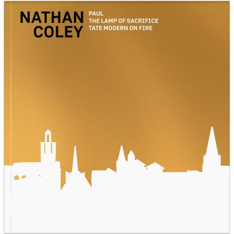 Nathan Coley NOW Exhibition Catalogue