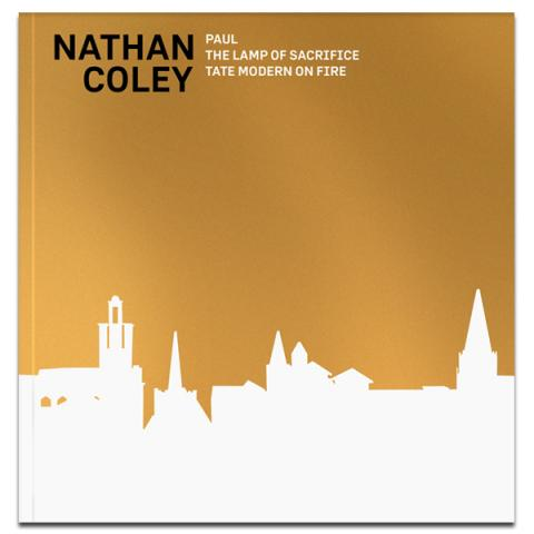 Nathan Coley NOW (paperback)