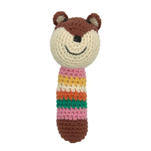 Crochet Rattle Deer