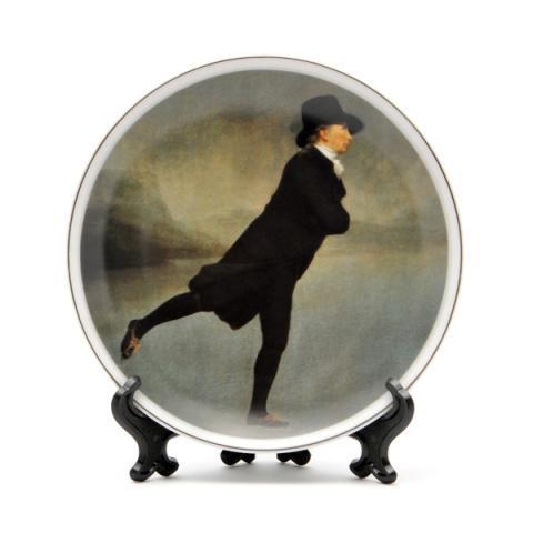 Reverend Walker Decorative Collector's Plate