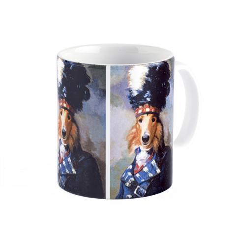Scots Lassie Mug