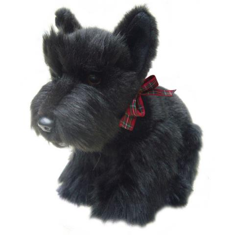 Scottish terrier medium soft toy
