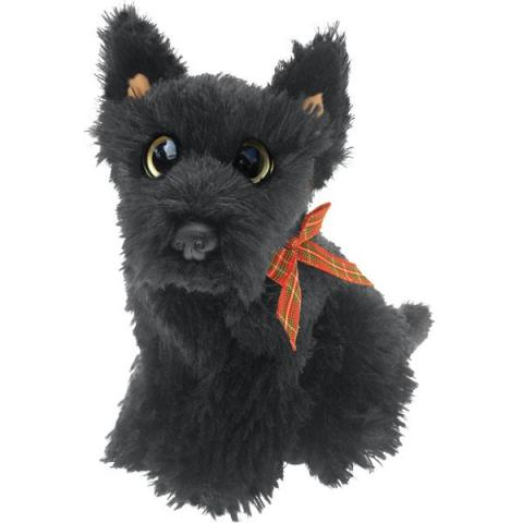 Small Scottish Terrier Soft Toy