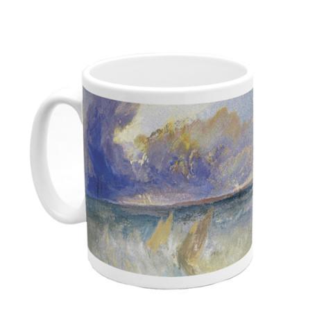 Sea View JMW Turner Mug