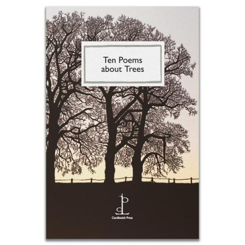 Ten poems about Trees gift book