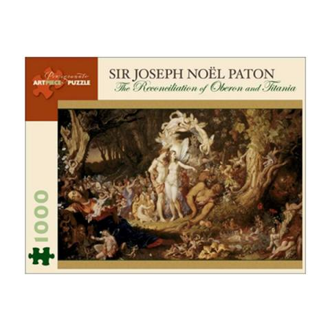 The Reconciliation of Oberon and Titania Jigsaw Puzzle