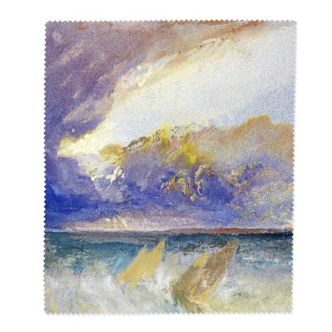 Sea View by Joseph Mallord William Turner lens cloth