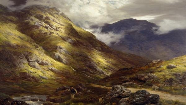 Atholl Gallery - Contemporary Scottish Art
