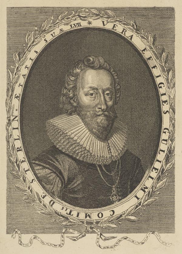 William Alexander, 1st Earl of Stirling, c 1567 - 1640. Poet and statesman. Founder of Nova Scotia (Published 1637)