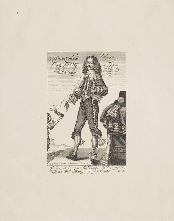 Sir Thomas Urquhart, 1611 - 1660. Author and translator (1641)