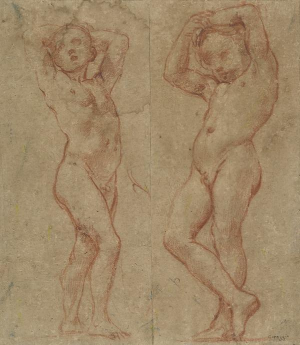 Two Studies of Small Boys