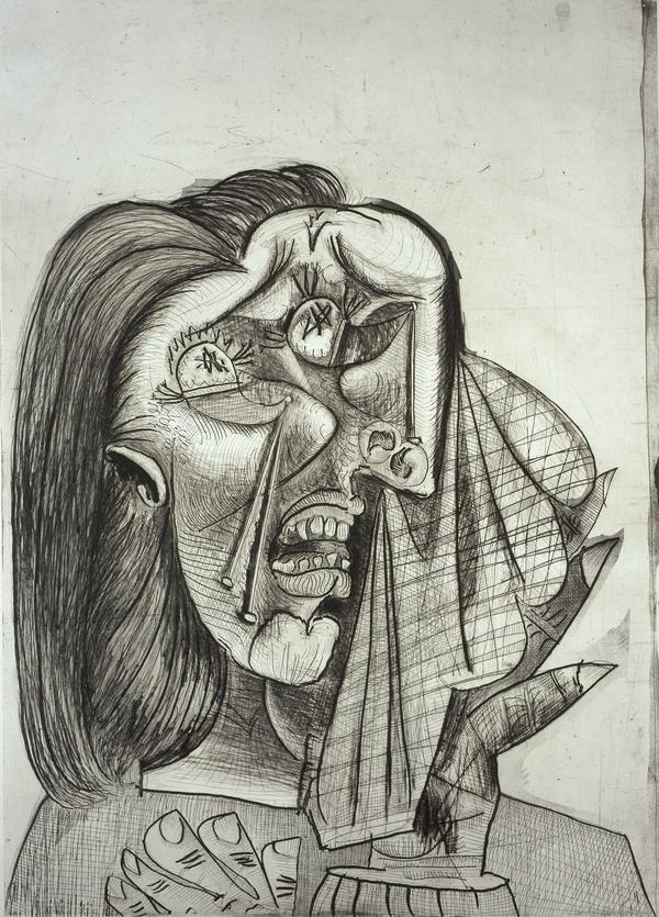 La Femme qui pleure [Weeping Woman] (1937)