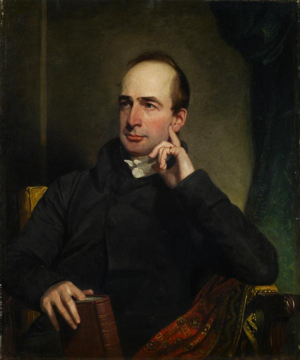 Daniel Terry, about 1780 - 1829. Actor and dramatist (About 1813)