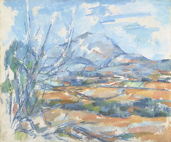 Montagne Sainte-Victoire (1890 - 1895)
