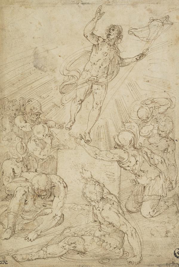 The Resurrection (after 1550)