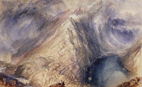 Loch Coruisk, Skye (1831)