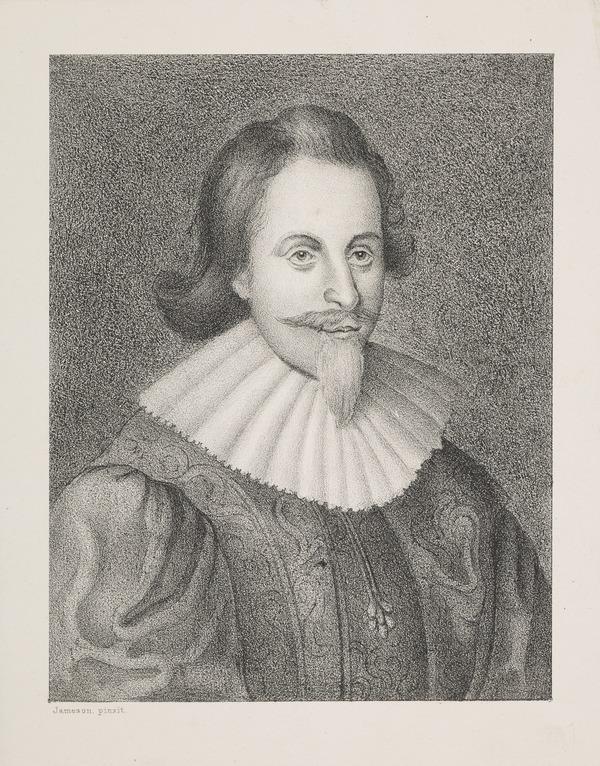 Henry Erskine, 1st Lord Cardross, d. 1636