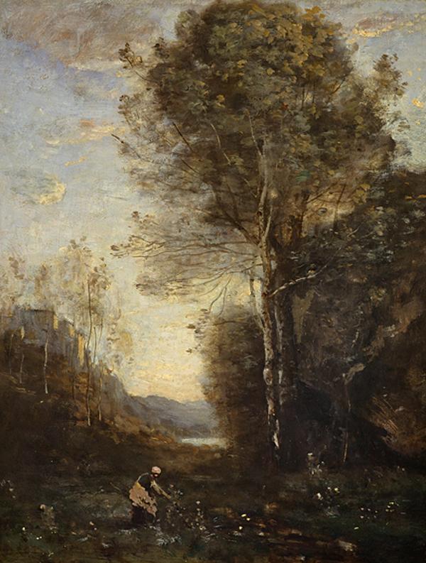 Evening Landscape (1796 - 1875)