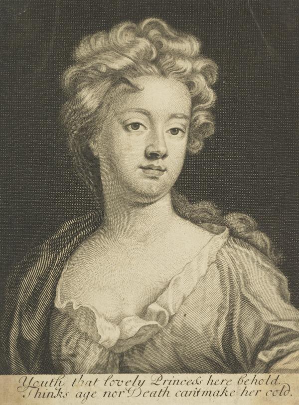 Sarah Jennings, Duchess of Marlborough, 1660 - 1744. Wife of John Churchill, 1st Duke of Marlborough