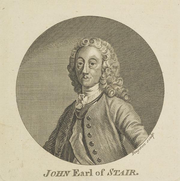 John Dalrymple, 2nd Earl of Stair, 1673 - 1747 (1757)