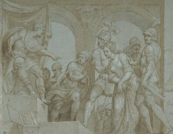 The Continence of Scipio (1530 - 1535)