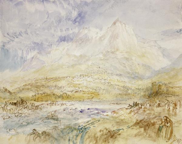 Schwyz (About 1843)