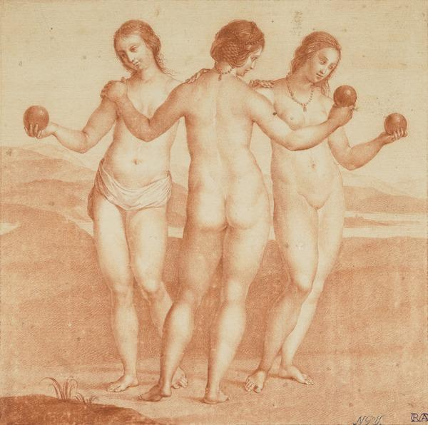 The Three Graces (19th century)