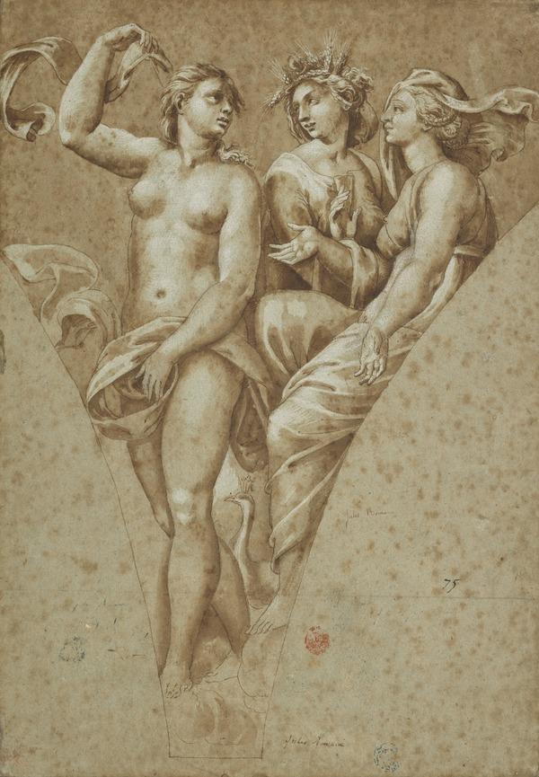 Venus, Ceres and Juno