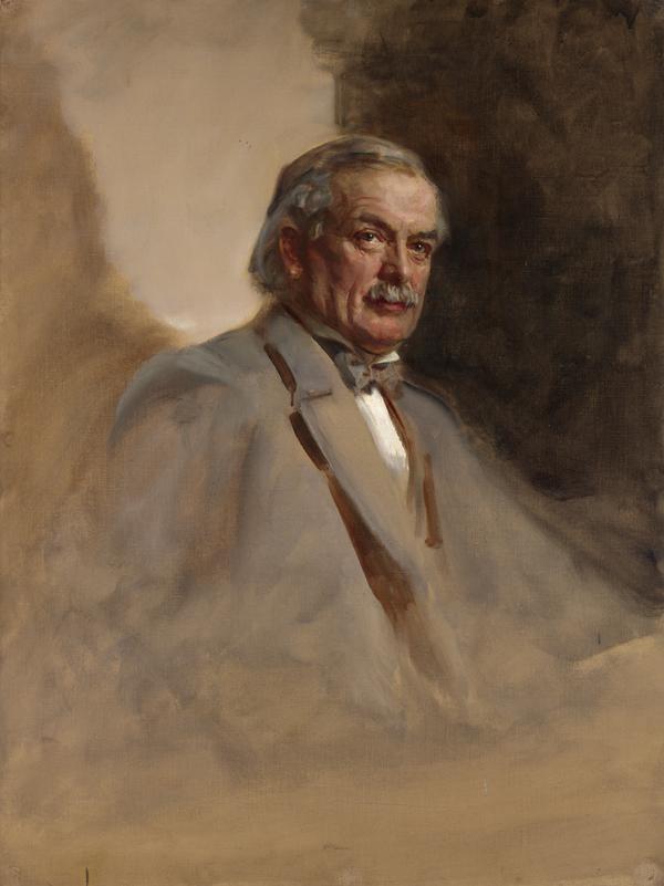 David Lloyd George, 1st Earl Lloyd-George of Dwyfor, 1863 - 1945. Statesman (1918 - 1930)