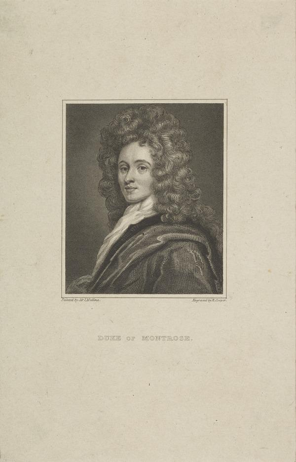 James Graham, 4th Marquis and 1st Duke of Montrose, d. 1742. High Admiral of Scotland